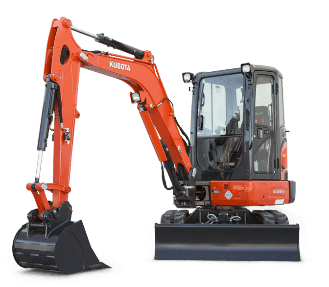K008T4 - Compact Excavators in San Jose, CA | Mission Valley Kubota Rental
