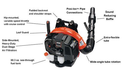 pb-760 leaf blower