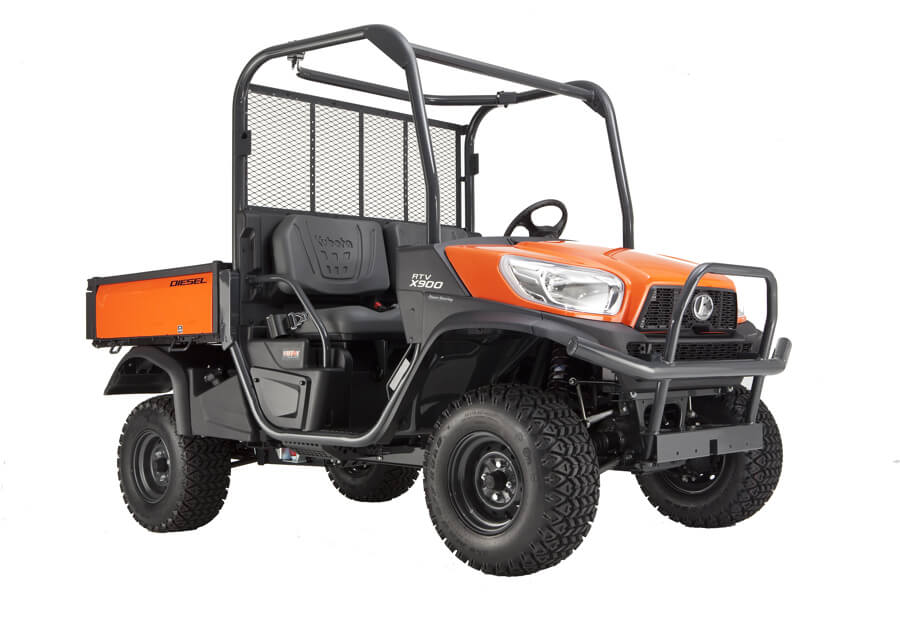 RTV-X900G-H - Cargo Kubota Utility Vehicles at the best price   Mission Valley Kubota Rental