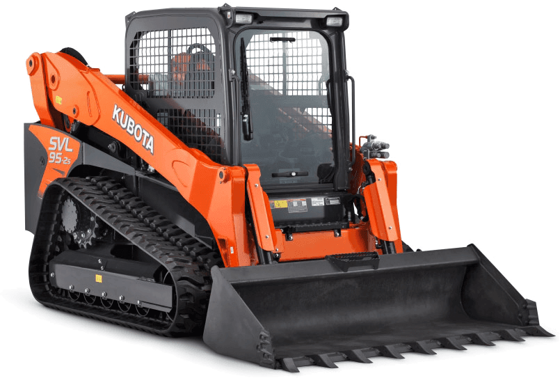 SVL95-2SHF - Compact Track Loader Kubota Tractors in San Jose, CA - Mission Valley Kubota Rental