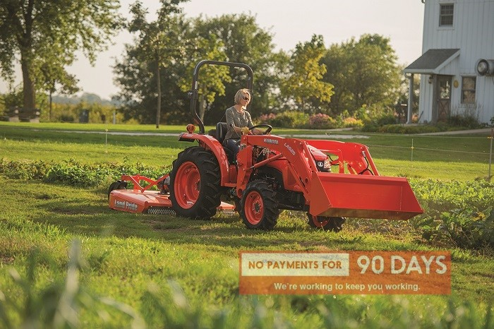 Mission Valley Kubota L Series Tractor